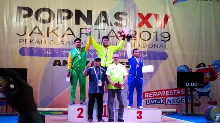 Banten Peringkat 7 Perolehan Medali Sementara Popnas