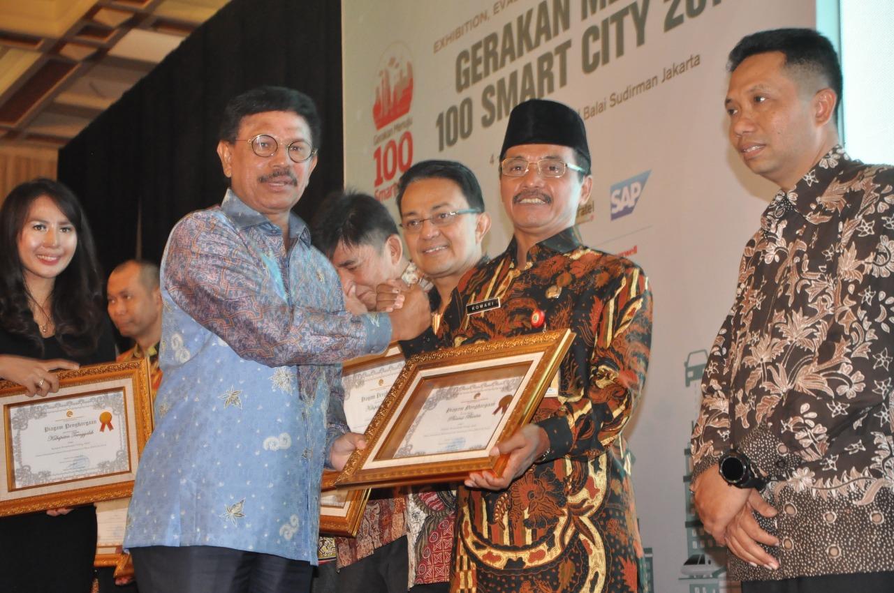 Pemprov Banten Raih e-Government Award