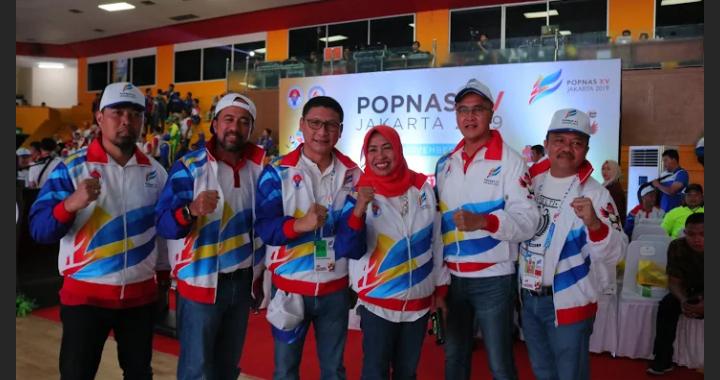 POPNAS XV Dibuka, Banten Target Lima Besar