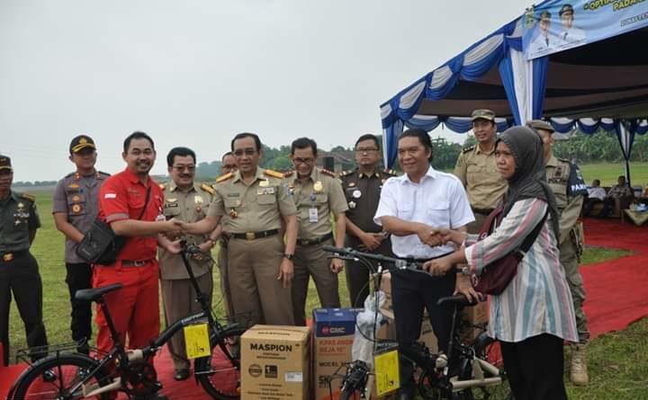Pemprov Banten Komitmen Budayakan K3