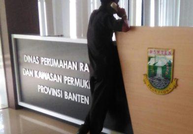 Hendak Dikonfirmasi, Yanuar Kadis PRKP Banten Sulit Ditemui
