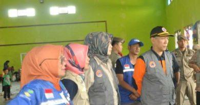 Tim Gabungan Banten Terjun Tangani Banjir
