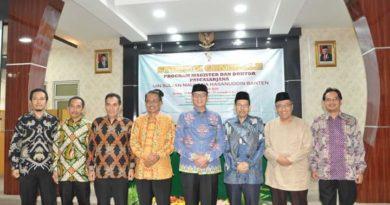 Gubernur WH: Saya Sepakat, Pendidikan Banten Harus Dimajukan