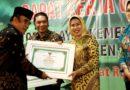 Apresiasi Program Keagamaan, Bupati Serang Raih Penghargaan dari Menteri Agama