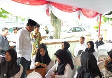 Seleksi SKD CPNS Kanwil Kemenag Banten Berjalan Lancar