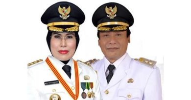 Restu PDIP Untuk Tatu-Panji dan Irna-Tanto