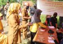 Tekan Harga Gula, Bupati Serang Pimpin Operasi Pasar