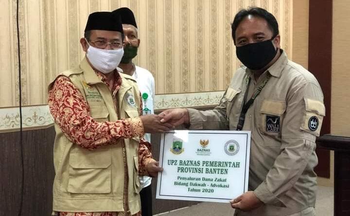 UPZ Baznas Kembali Distribusikan Zakat ASN Pemprov Banten