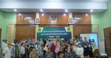 Kemenag Banten Pastikan Ijin Sertifikat Halal Bagi UMK Nol Rupiah